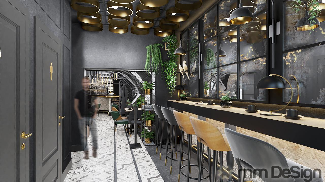 mm design projektowanie wnętrz restauracji 6