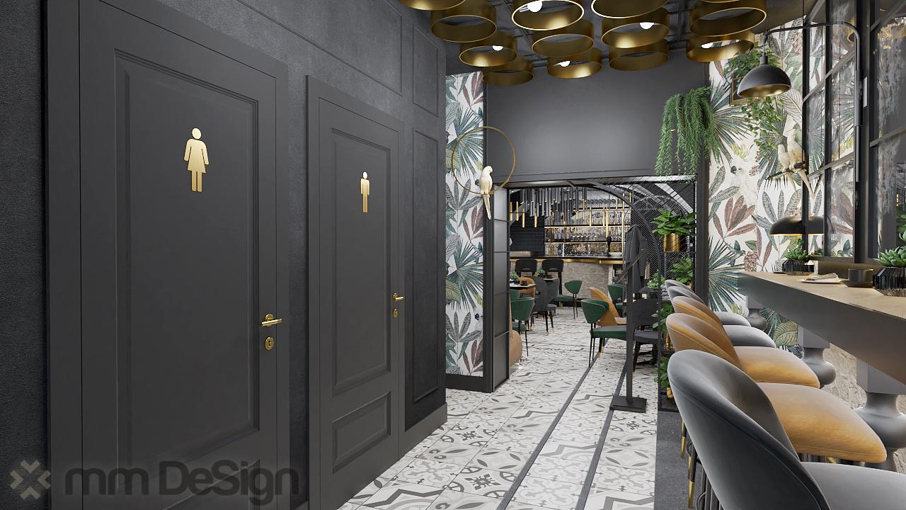 mm design projektowanie wnętrz restauracji 5