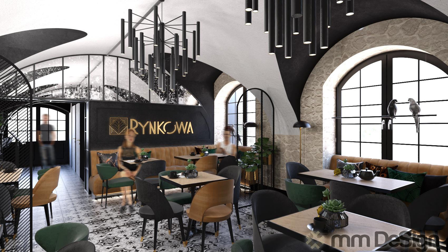 mm design projektowanie wnętrz restauracji 3