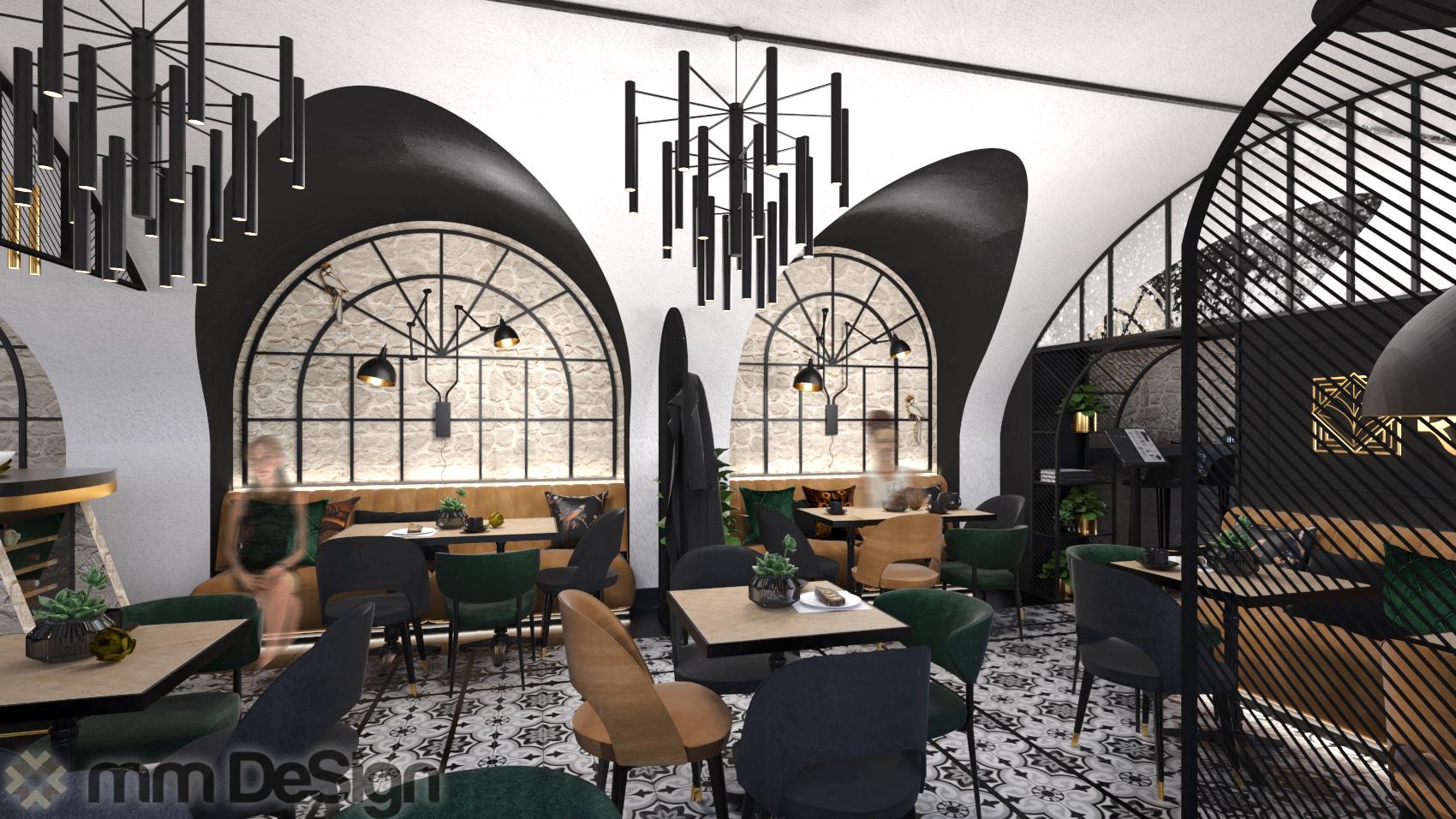 mm design projektowanie wnetrz restauracji 7